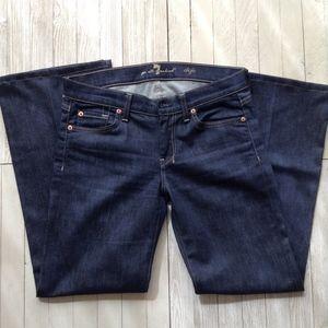 7 For All Mankind Dojo Pants Jeans SZ 29